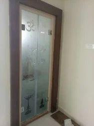 Pooja Room Doors in Hyderabad, Telangana   Pooja Room ...