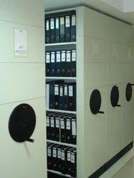 Mobile Compactors Storage System