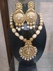 Antique Pendant Necklace Sets