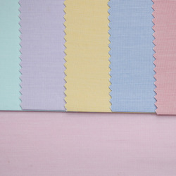 Violet And Peach Green Synthetic Filafil Shirting PC Fabric 36 Width