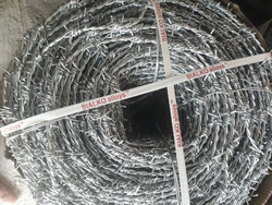 Seamless Barbed Wires