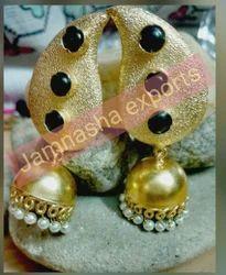 Golden Jhumka