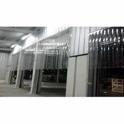 Ware House PVC Strip Curtains