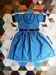 Sky Girls Govt School Uniform