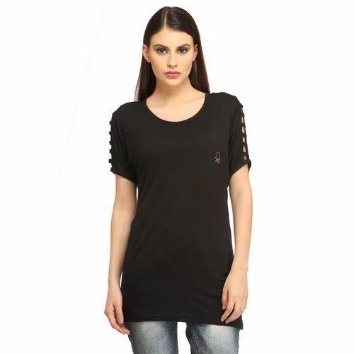Fancy Girls Tops, Designer Ladies Top,    -4158