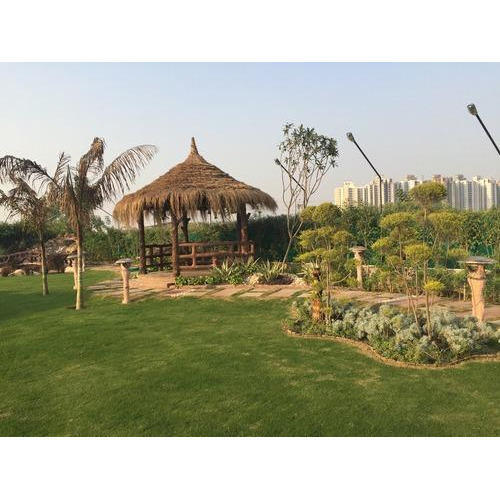 garden green house decoration service in sector 52, gurgaon, green