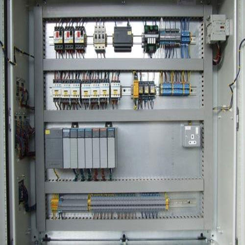 Plc Control Panel At Rs 50000 Piece