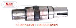 Air Compressor Crank Shaft Harden 2HP