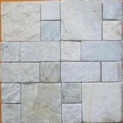 Multicolor Slate Stone Slab