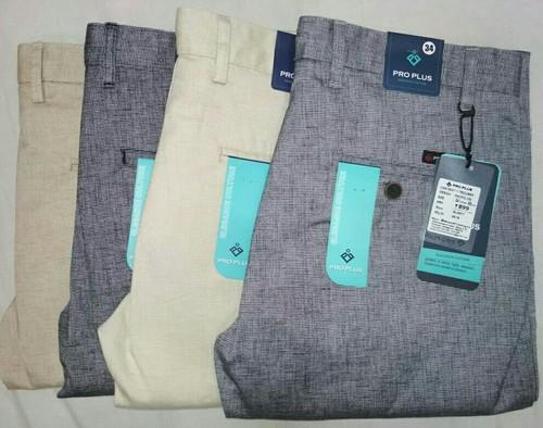 Cotton Trousers (Pants)