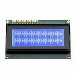 20x4 STN Blue LCD Module