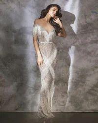 Ladies Crystal Dresses