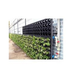 Green Wall System Green Wall System Anjanadri Building