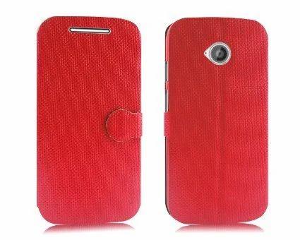 best service 9a492 afbc4 Motorola Moto E2 Flip Cover Case
