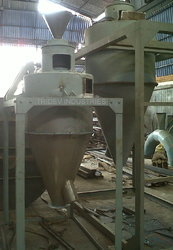 Stainless Steel Air Classifier Machine