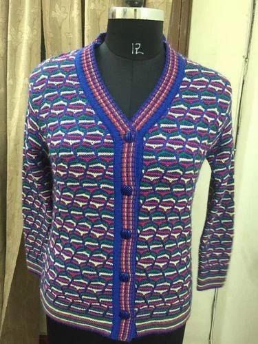 2d4e3494cc Full Sleeve Ladies Sweater