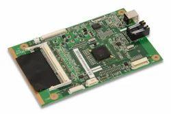 Hp Laserjet P2014 P2015N Formatter Board / Logic Card