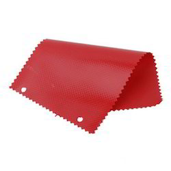 Red Tarpaulin
