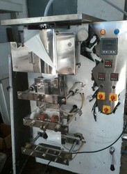 200gm Laminated Pouch Packing Machine