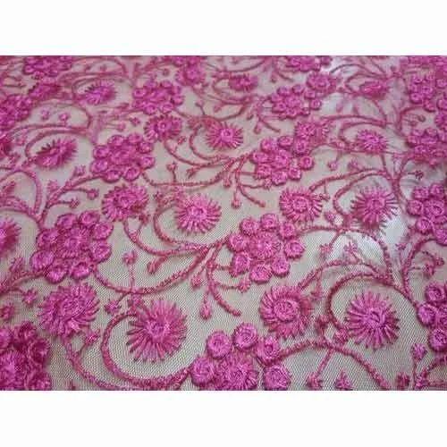 Designer Net Fabric Apparel Fabrics Dress Materials Priyanka