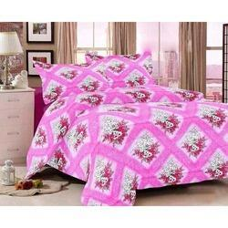 240GSM Satin Bed Sheet
