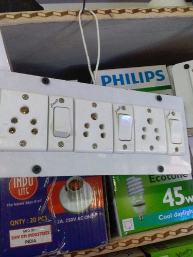 Electrical Switch Board & Automatic Voltage Stabilizers ... on