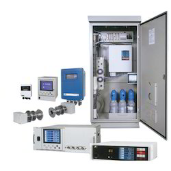 Flue Gas Continuous Analyzer System