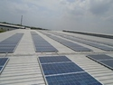 Solar Grid Tied Power Plant