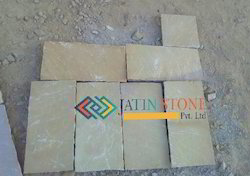Lalit Pur Yellow Sand Stone In Natural Finish