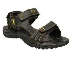 Bata Boys Black Sandals