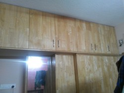 Malaysian Solid Wooden Cupboard