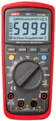 139 C Unit Digital True Rms Digital Multimeters