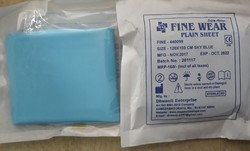 Surgical Plain Bed Sheet