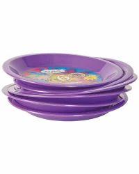 Plastic Round Plate