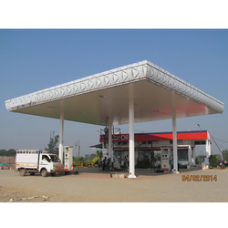 Petrol Pump Canopy Fascia  sc 1 st  India Business Directory - IndiaMART & Petrol Pump Canopy - Manufacturers u0026 Suppliers of Petrol Station ...