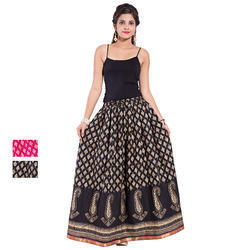 c29f4b5b08169 Women Long Skirts at Best Price in India