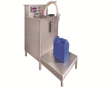 Semi Automatic Weight Filling Machine