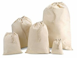 Vision Natural Cotton Packing Bags