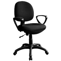 Black Fabric Executive Chairs