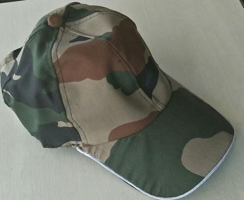 91590c841ca Male 7-10 Inch Indian Army Cap