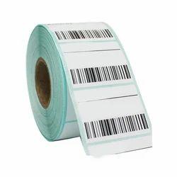 Paper Barcode Sticker