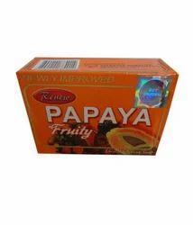 Papaya Fruity Skin Whitening Soap