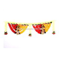 Ratna Handicrafts Flower Toran