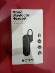 Sony Bluetooth Headset Latest Price Dealers Retailers In India