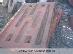 Cone crusher Jaw Plate