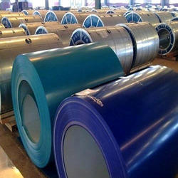 Galvanised Coils - Pre Painted Galvanized Coils Manufacturer from