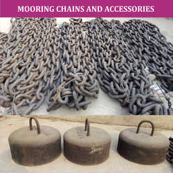 Mooring Chains and Accessories