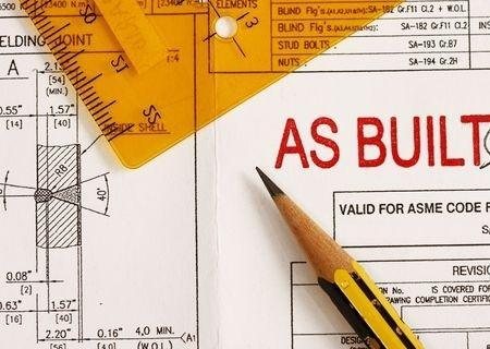 As Built Drawings Services