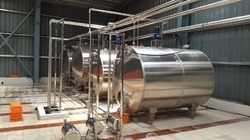 Milk Storage Tanks