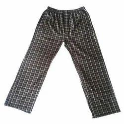 Ladies Checked Printed Pajama